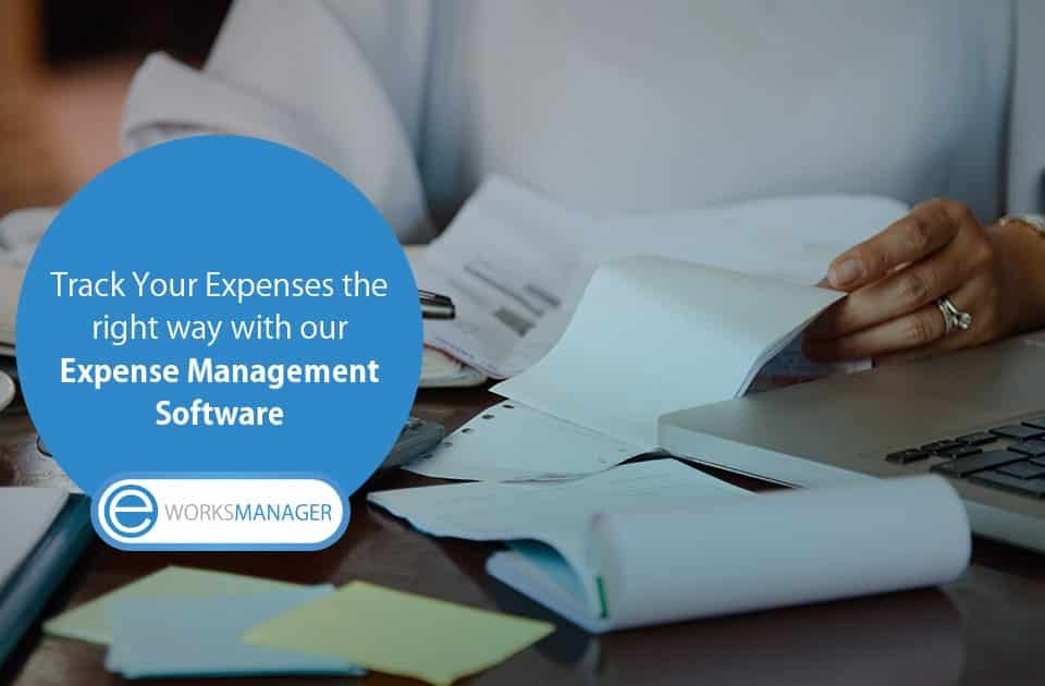 Track Your Expenses the right way with our Expense Management Software