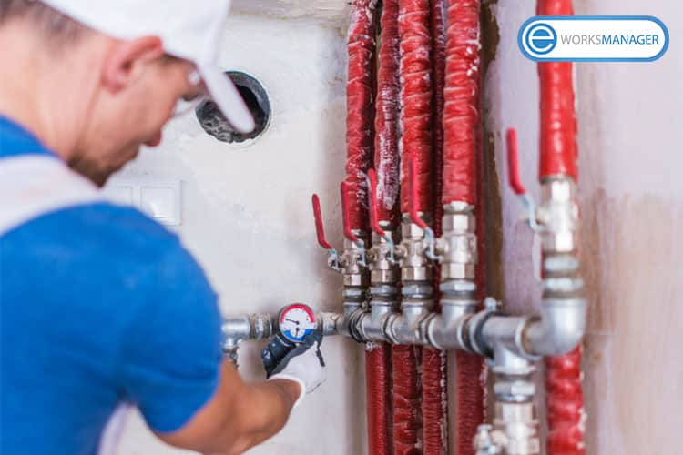 Job Management Software for Plumbers - EWorks Manager