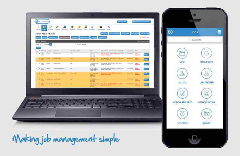 Job Management Software
