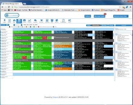 employee scheduler
