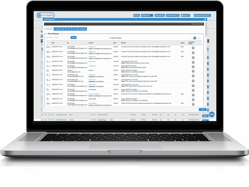 CRM Management Software