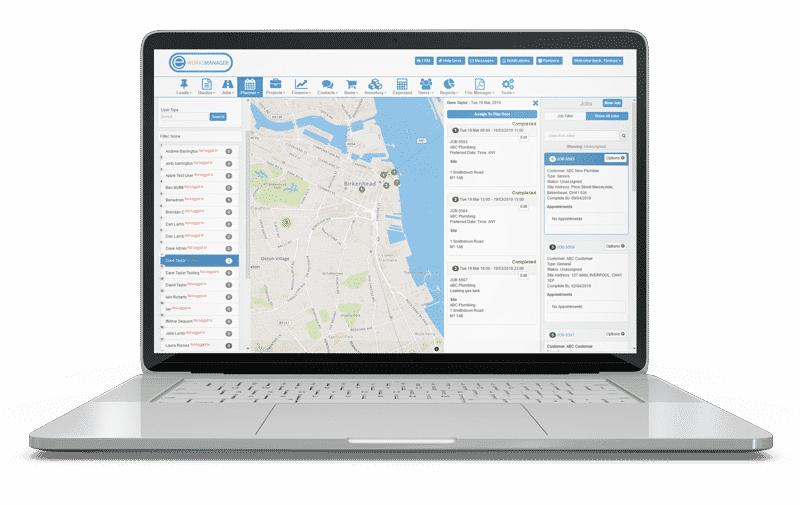 Mobile Tracking and Live Tracking