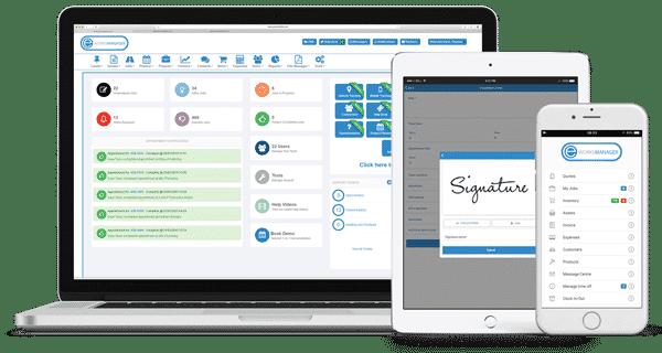 Eworks Manager Job Management Software - Get Started Today