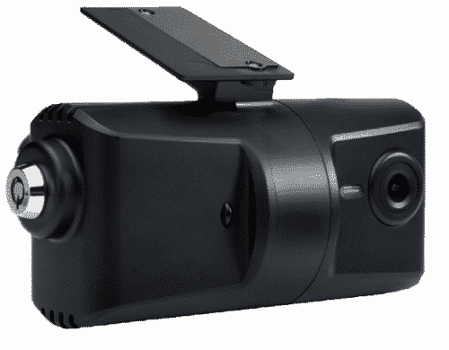 Dashcam hardware device for recording routes