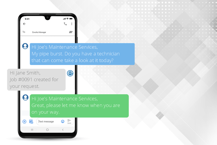 Customer Job Request Feature - Customer Portal