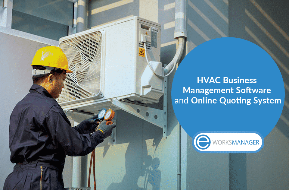 HVAC Business Management Software and Online Quoting System