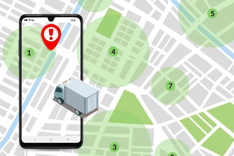 Live Mobile Tracking - Reactive Jobs - Assign the first available technician
