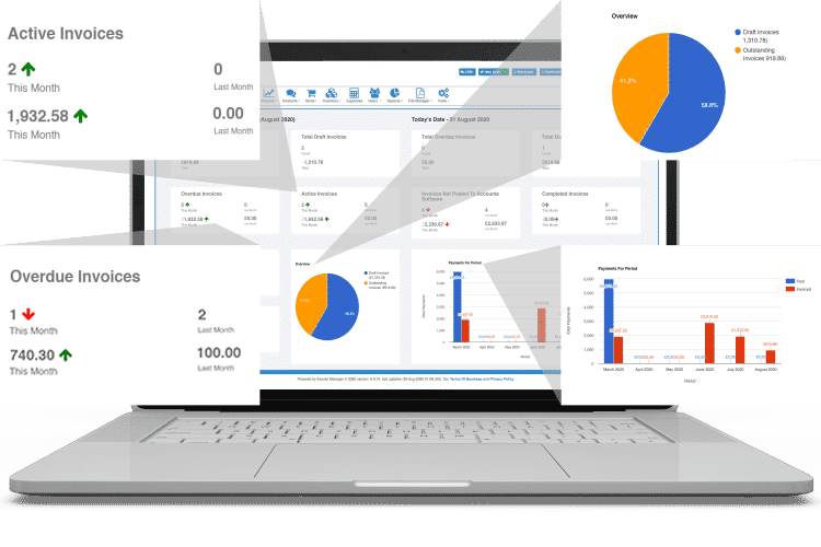 Inventory Billing Software - Comprehensive reporting